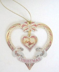 Baldwin Vintage Ornaments