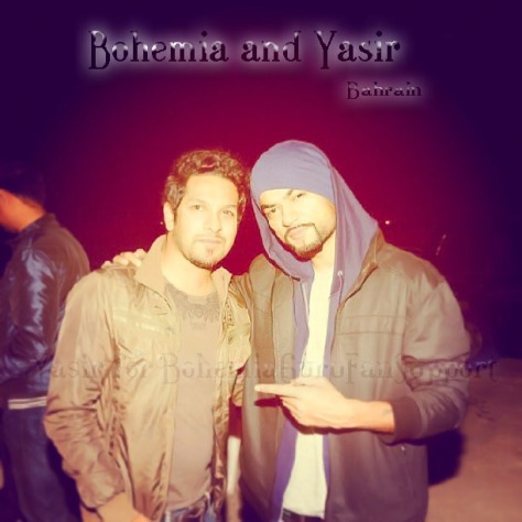 Bohemia with Photographer Yasir