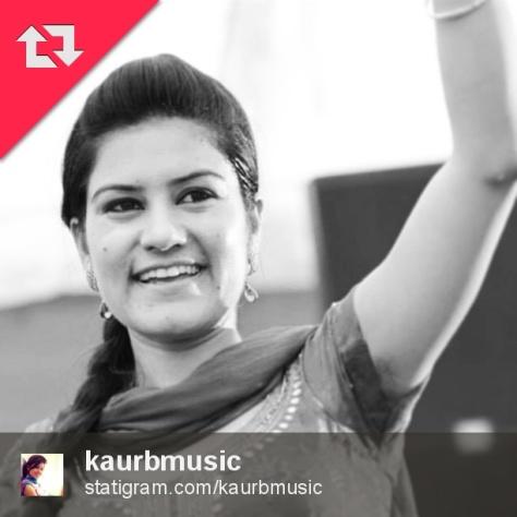 Kaur B on Instagram