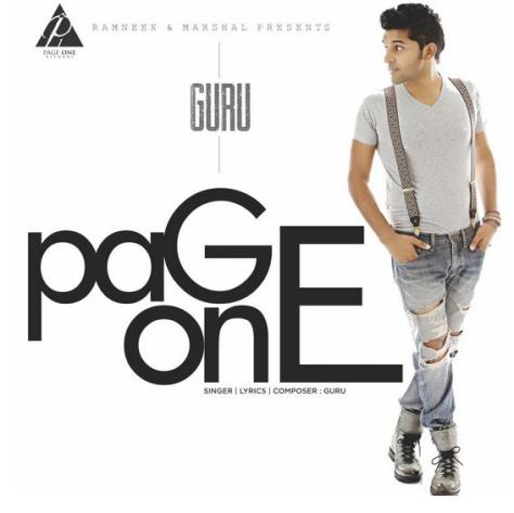PageOnE Album with 10 tracks