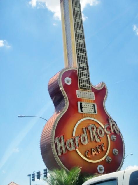 Hard Rock Cafe - Vegas