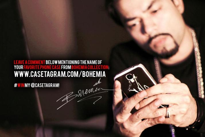 How To Win A Bohemia Casetagram Phone Case