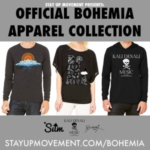 Featuring a Bohemia Collection