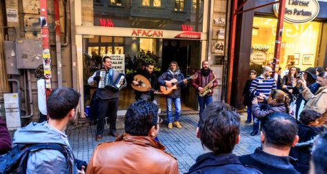 Syrian Refugee Musicians
