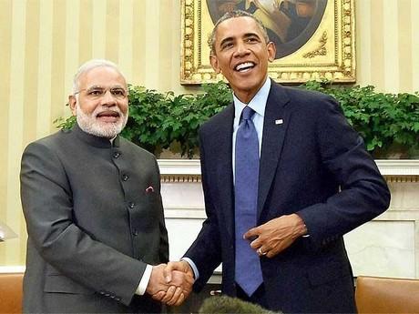 Obama And India
