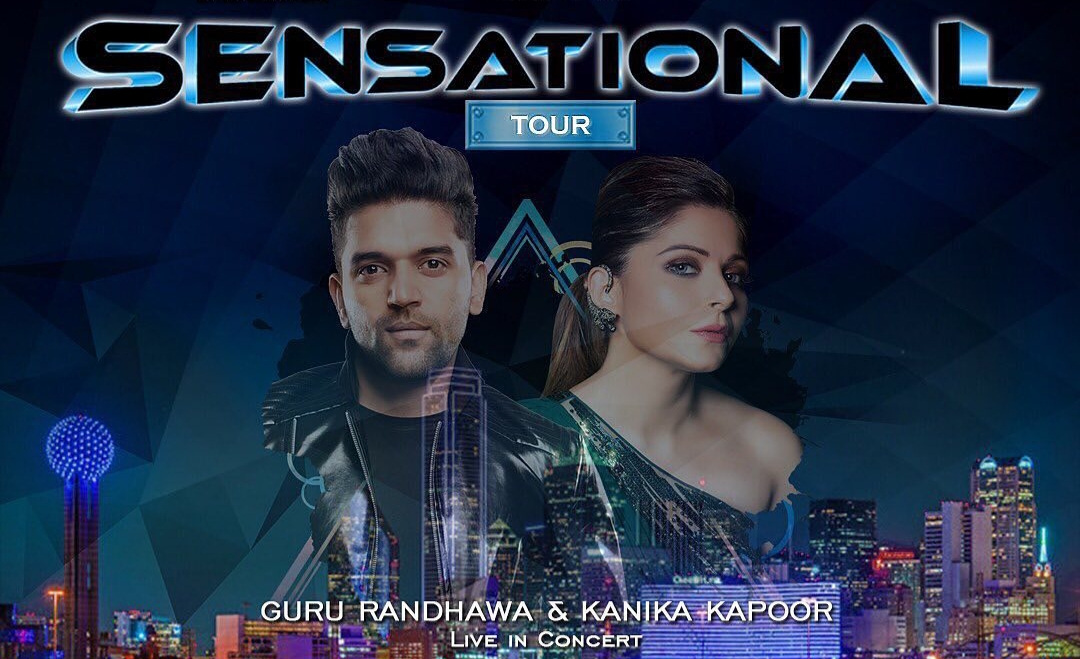 Sensational Tour Coming To USA with Guru Randhawa and ...